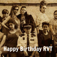 Happy Birthday RVT