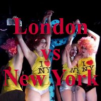 London Vs New York City