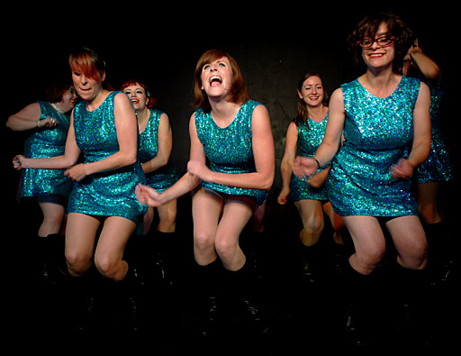 Duckie, The Actionettes, Sat 8 Dec 2012